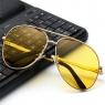 Антибликовые очки авиатор