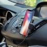 Автомобильный держатель сенсорный Penguin Smart Sensor S5 QI c беспроводной зарядкой 10w Black датчик движения