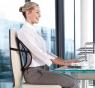 Корректор упор осанки поясничного отдела для стула- офис комфорт